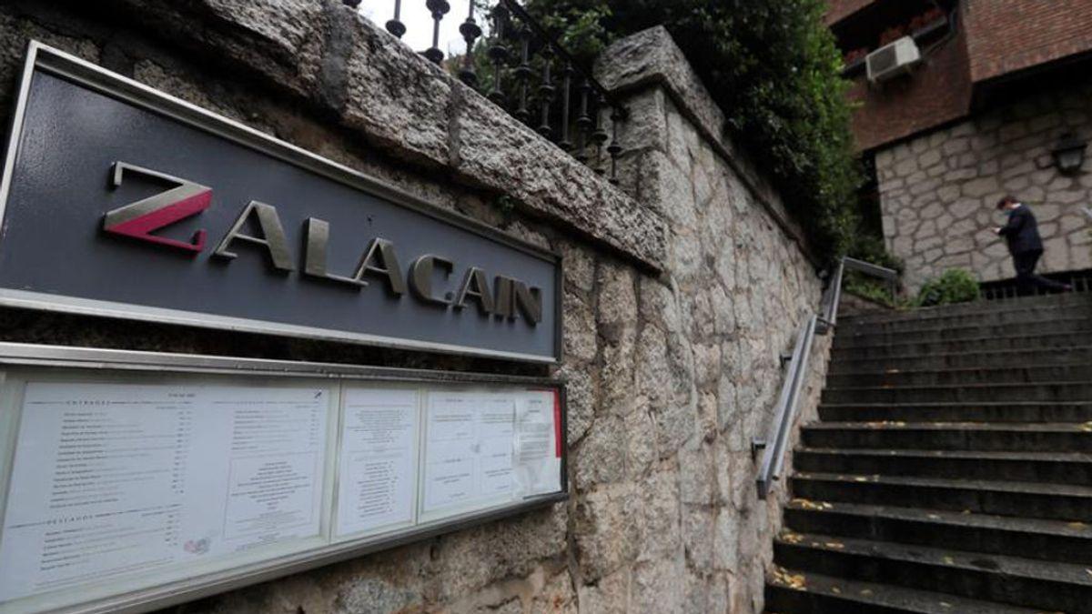La crisis del Covid-19 se lleva por delante al Zalacaín, primer restaurante en conseguir tres estrellas Michelín