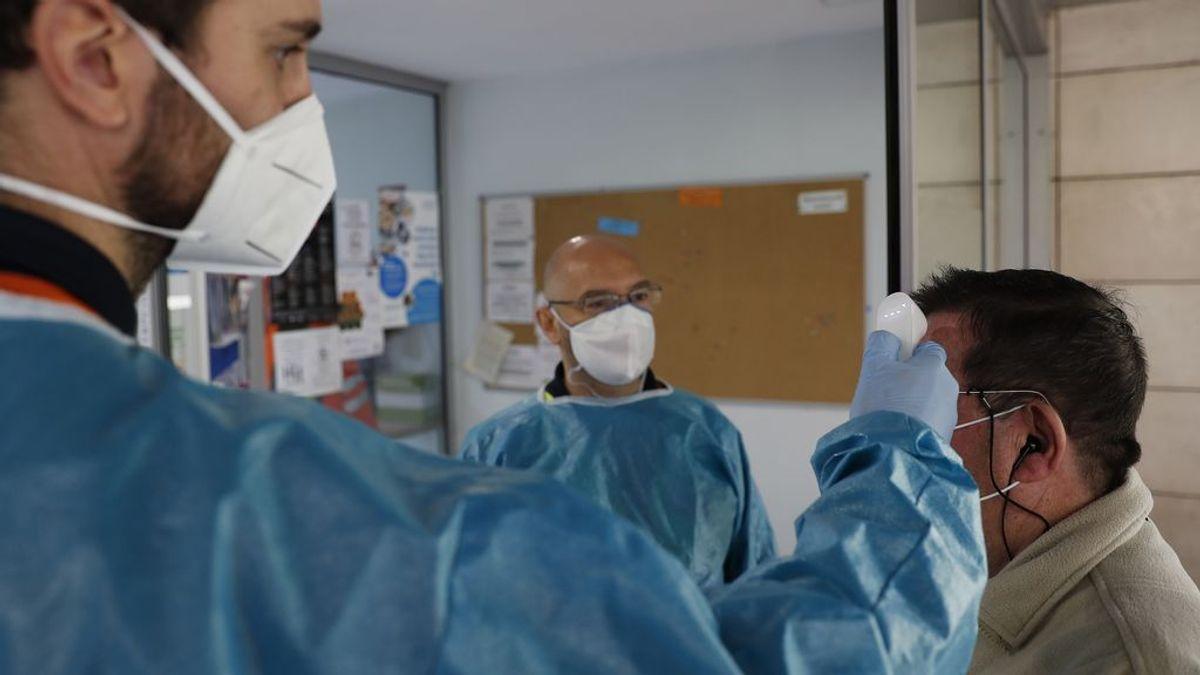España registra 368 muertos, el dato más alto de la segunda ola, y 21.908 contagios de