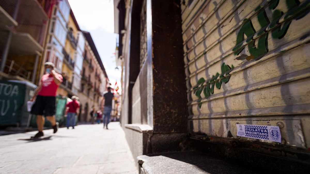 Restricciones País Vasco
