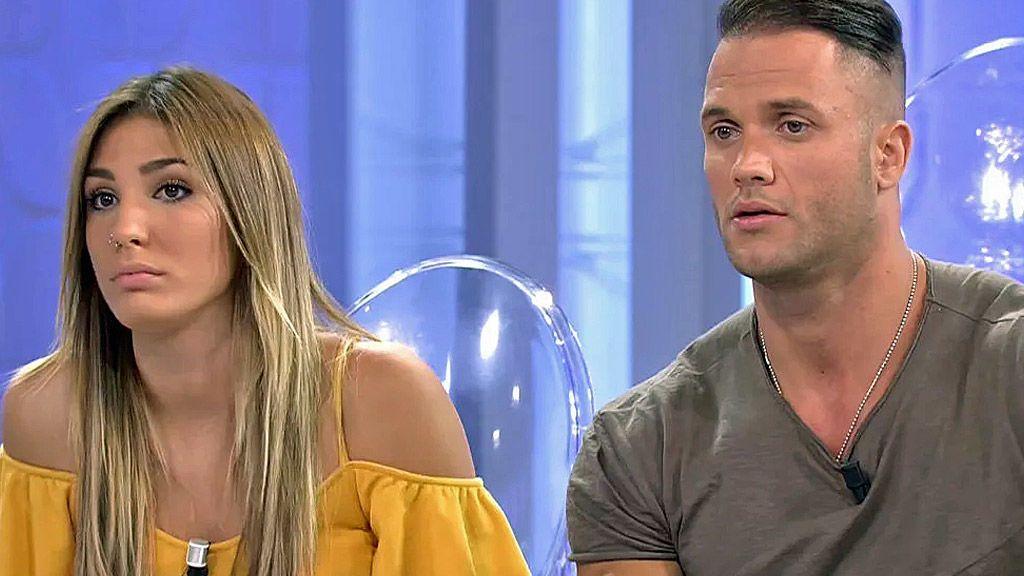 Bienve desvela en qué punto se encuentra su relación con Fabio Agostini