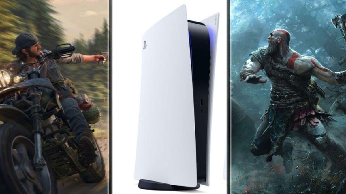 Days Gone, PS5 y God of War
