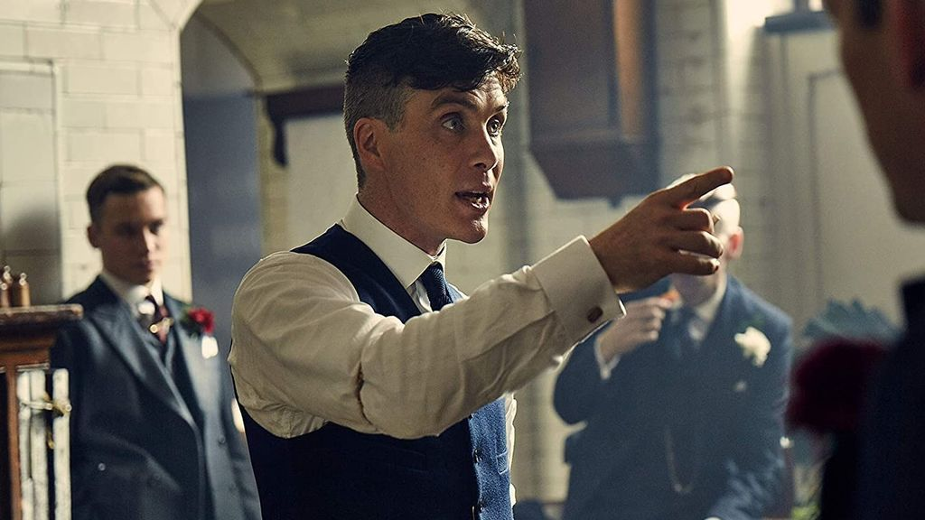 Tommy Shelby ('Peaky Blinders')