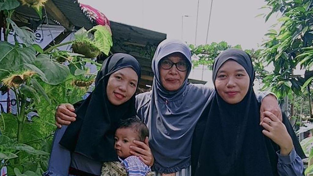 Unas gemelas indonesias se reencuentran 24 años después gracias a TikTok