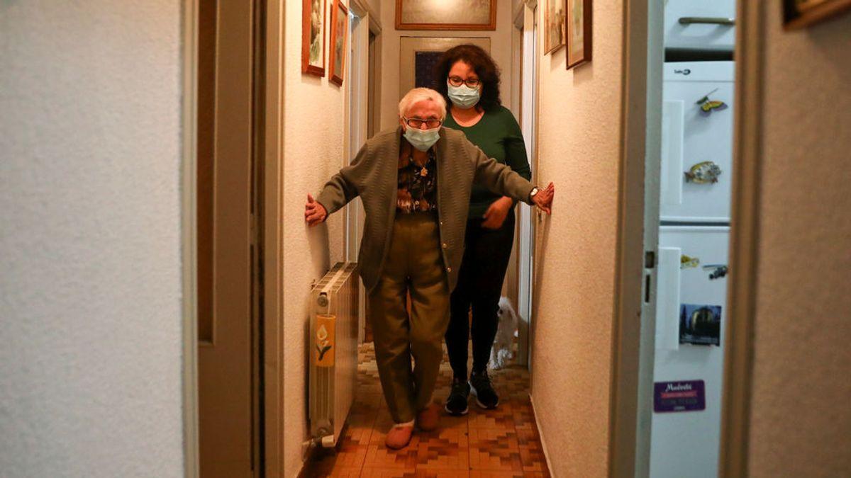Rápida y silenciosa: la covid es el doble de contagiosa en hogares de lo que se pensaba