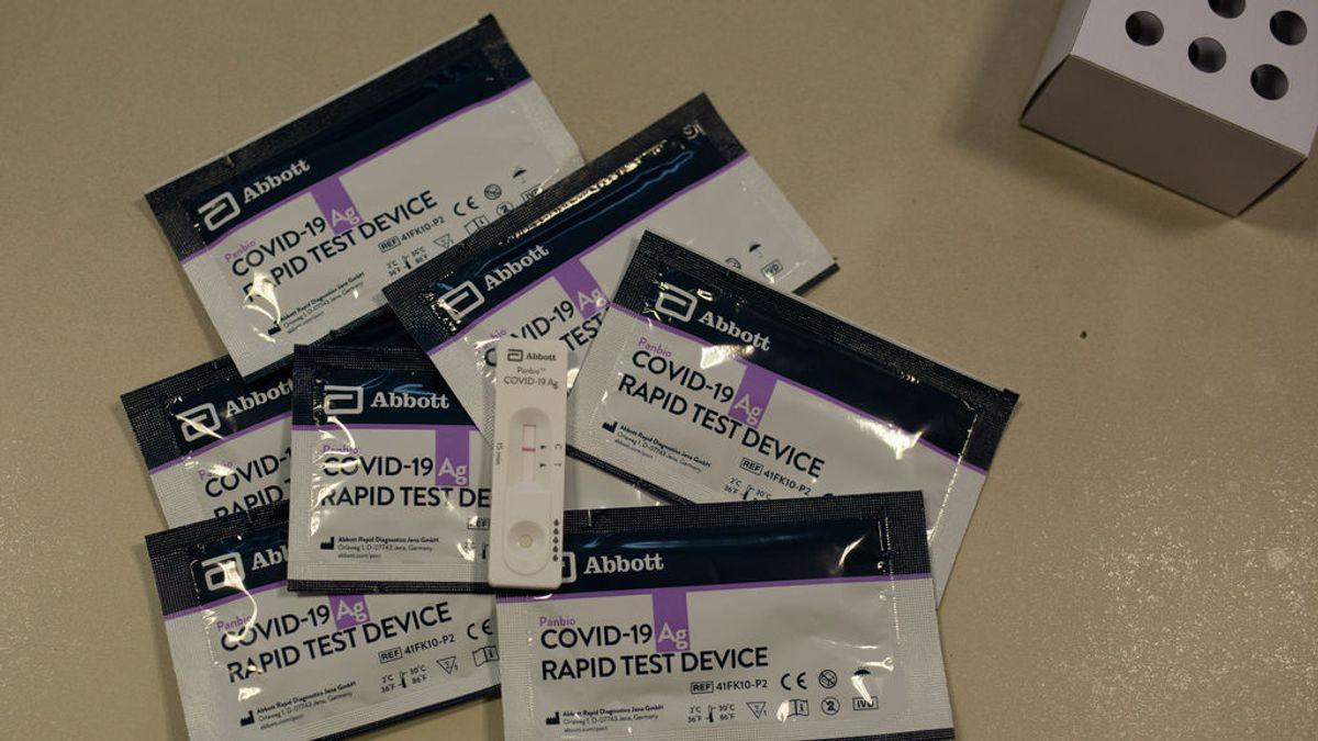 Los test de antígenos: pros, contras y dudas