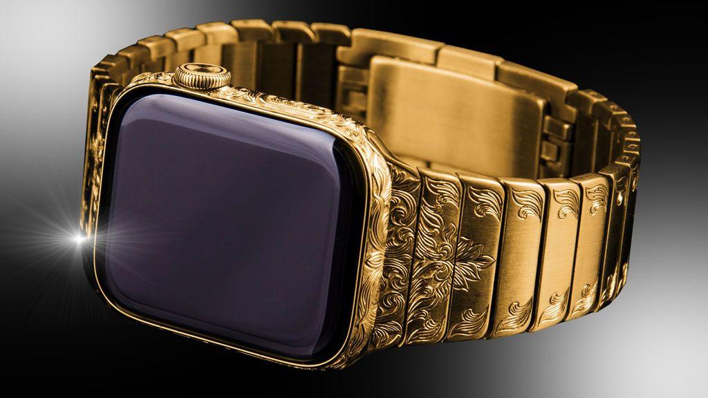 El Apple Watch más exclusivo de oro de 24 quilates: el gadget se convierte en joya de coleccionista