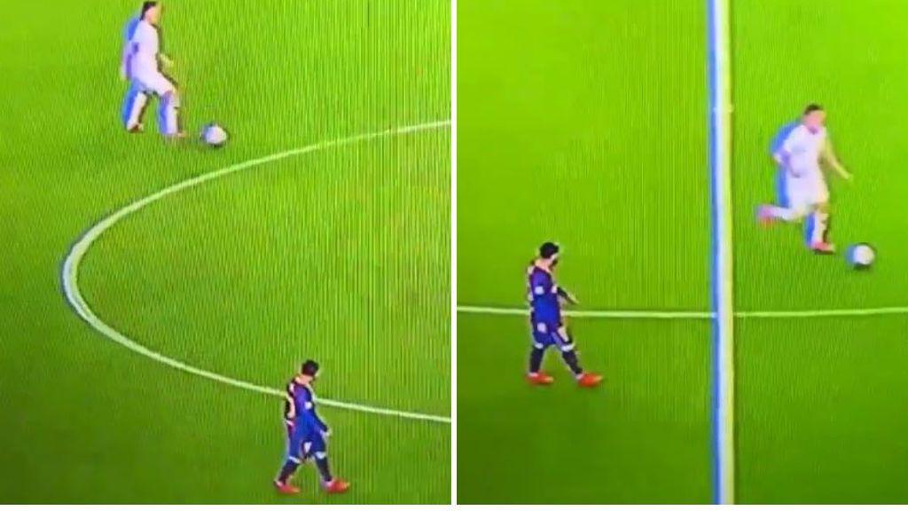 El vídeo de Messi ante el Dynamo que indigna al barcelonismo: ni si quiera hace por presionar la salida de balón