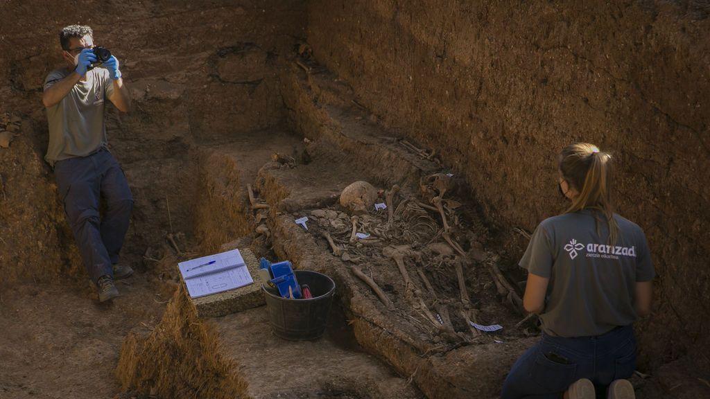 El 75% de los enterrados en fosas comunes durante la Guerra Civil y la dictadura, no se recuperarán