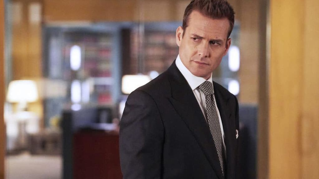 Harvey Spectre ('Suits')
