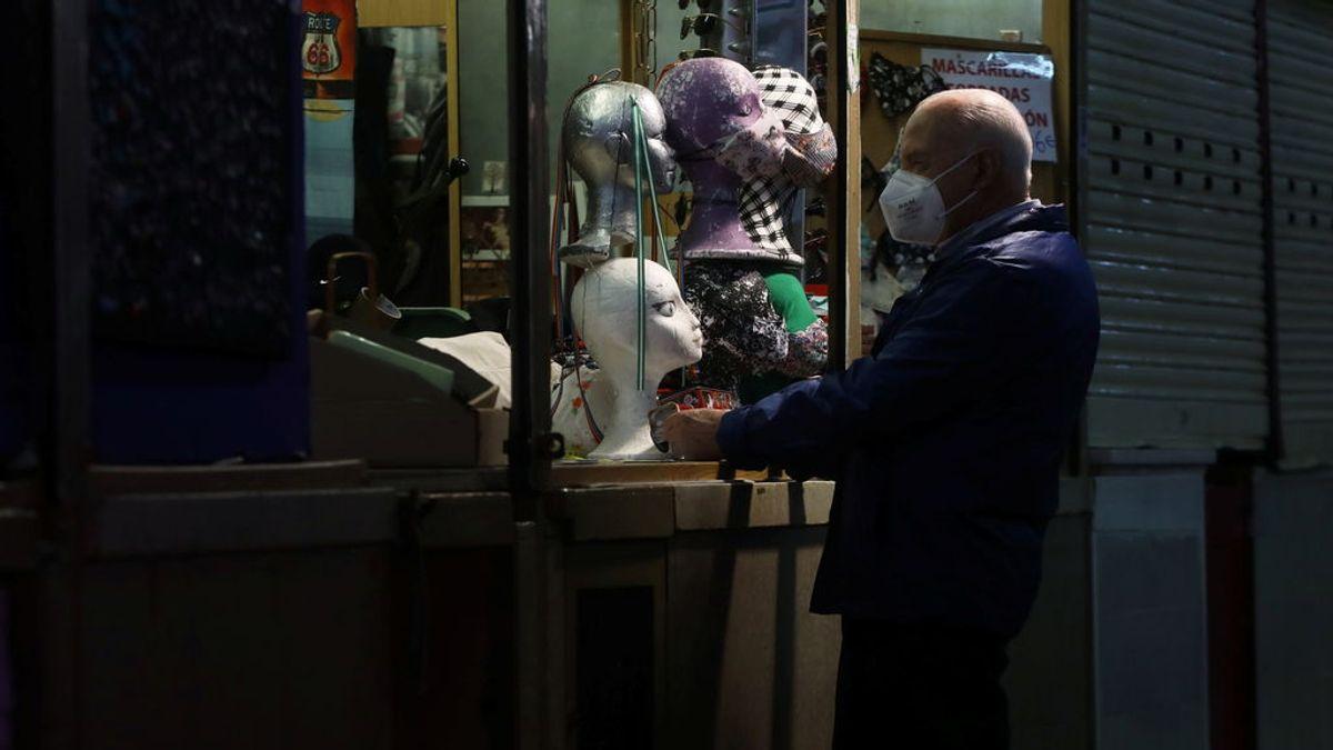 Leve descenso de los contagios y los fallecidos en Madrid: 2.578 nuevos casos y 33 decesos más