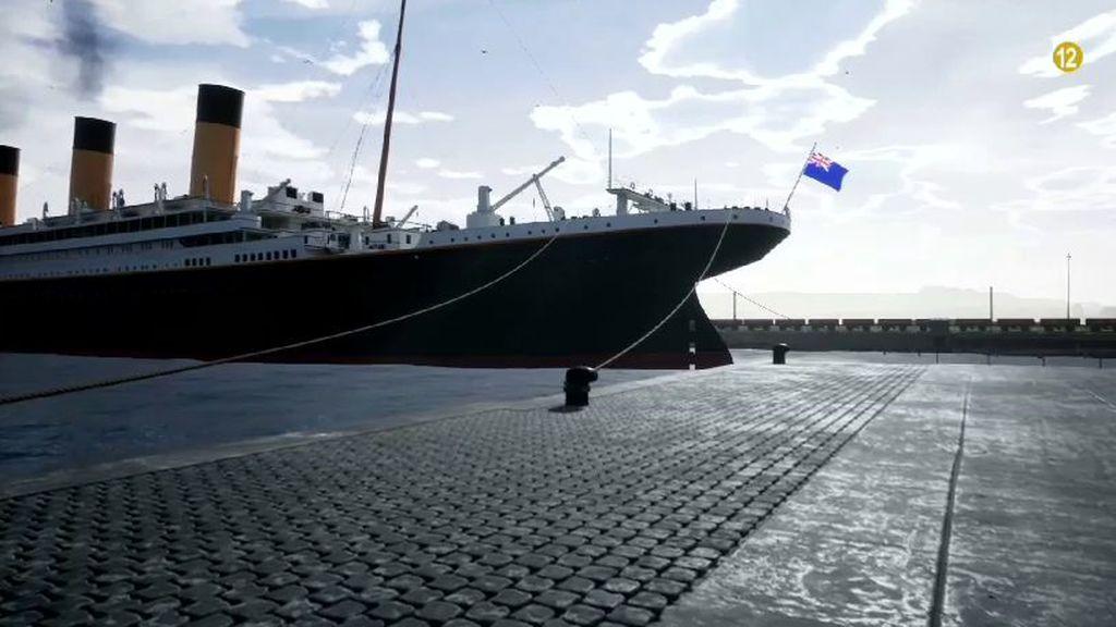 El Titanic, en 'Cuarto Milenio'