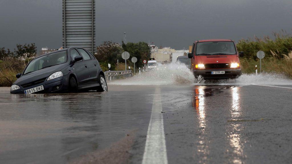Potente borrasca y viento de levante: ¿Hasta cuándo va a llover en España?
