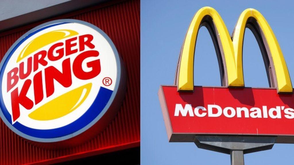 Burger King pide que se realicen pedidos a su eterno rival McDonald's para salvar a sus trabajadores