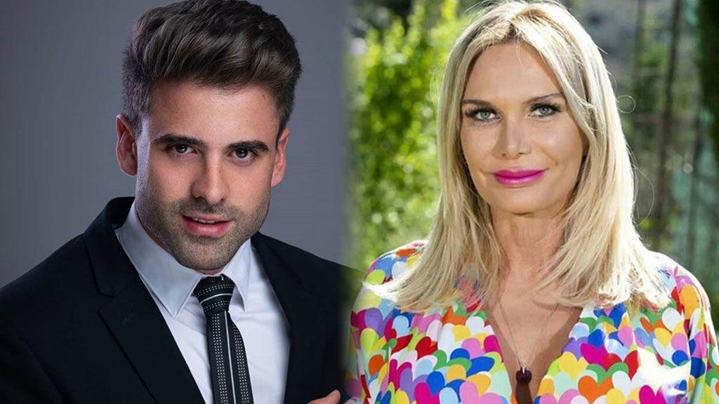 Sergio Ayala y Yola Berrocal, pillados juntos en actitud cariñosa