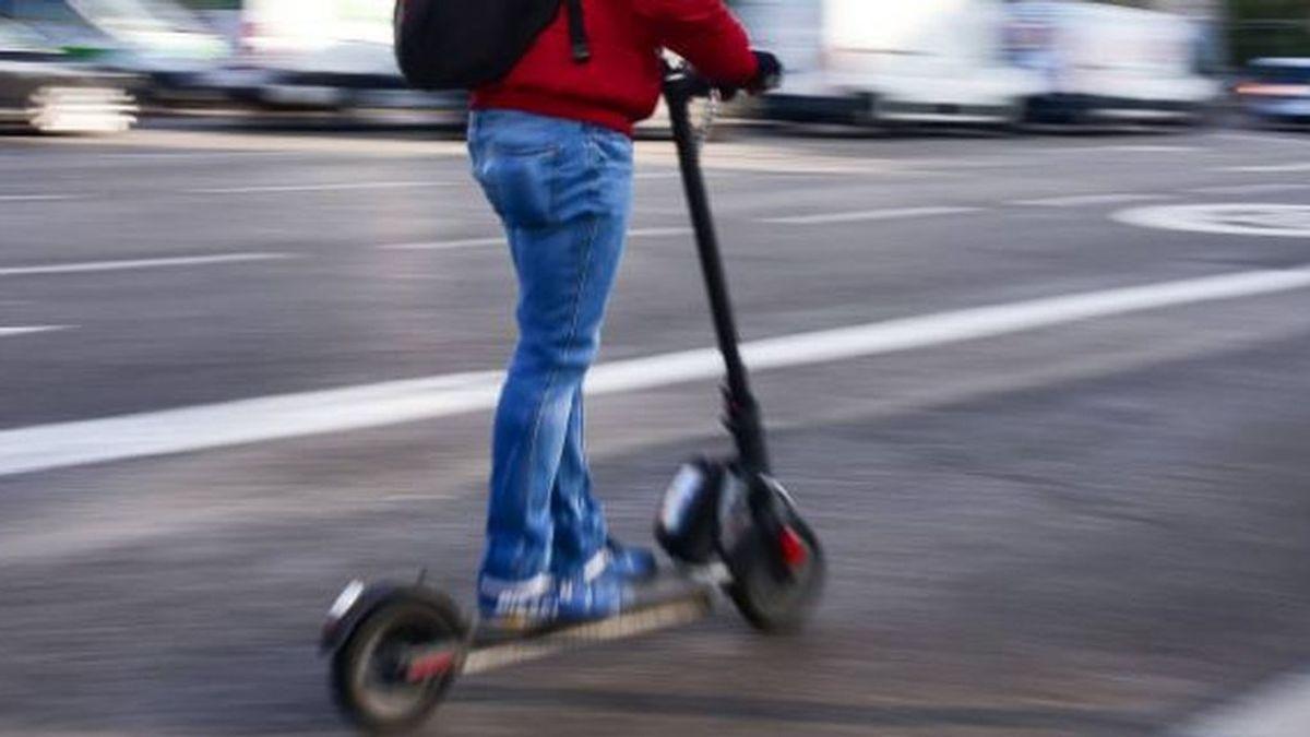 Detenida una banda que distribuía cocaína en patinetes eléctricos en Madrid