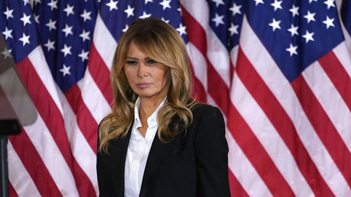 La enigmática Melania Trump, ¿a un paso de dejar la Casa Blanca?