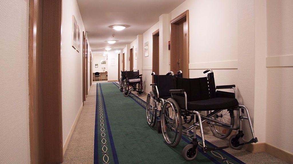 Residencias de ancianos Andalucía