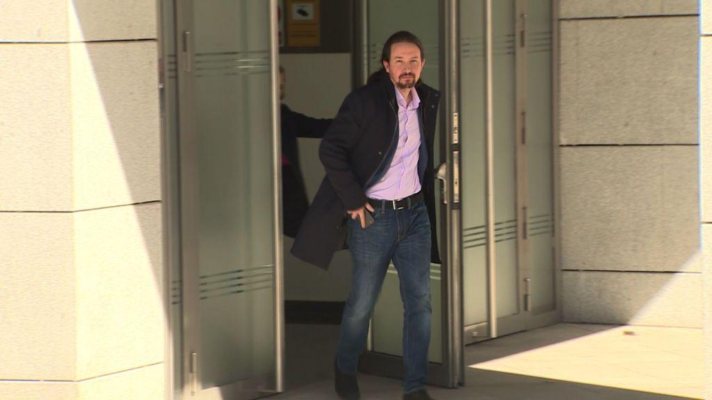 La Fiscalía del Supremo propone devolver al juez del caso Dina la investigación a Iglesias