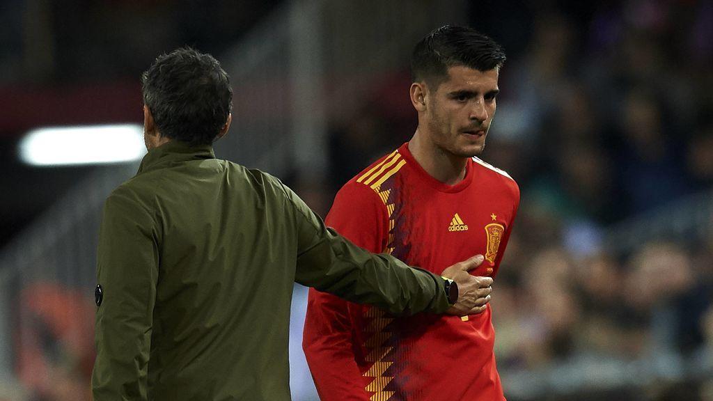Luis Enrique da la alternativa a Marcos Llorente en la Selección y recupera a Koke, Morata e Íñigo Martínez