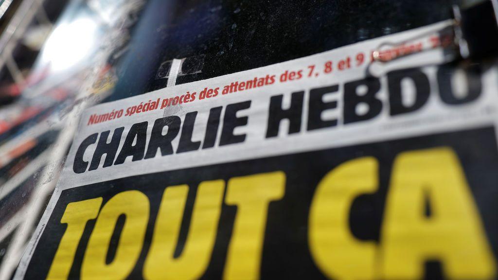 Fráncfort evita una manifestación contra las caricaturas de Mahoma de 'Charlie Hebdo'