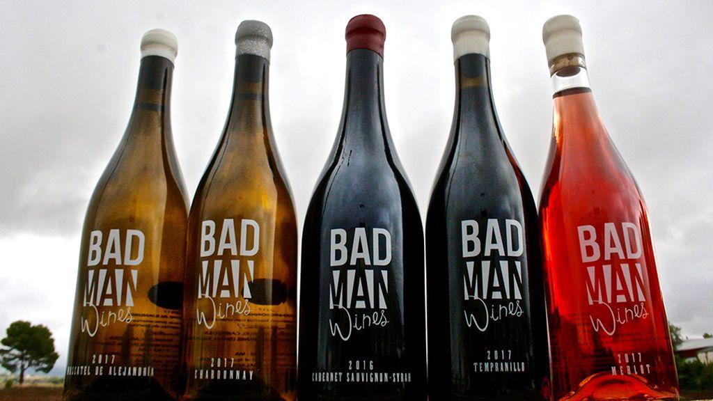 El vino de dos chicos malos y muy viajados