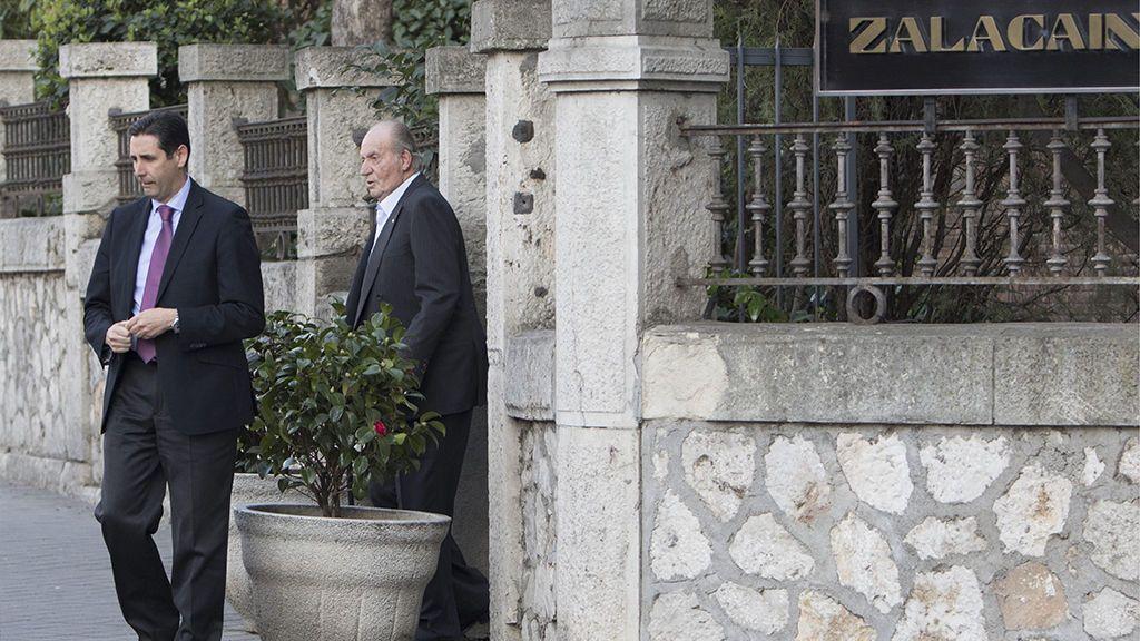 """Carmelo Pérez, exdirector de Zalacaín: """"La corbata marcó un antes y un después en esto de sentarse un hombre a la mesa"""""""