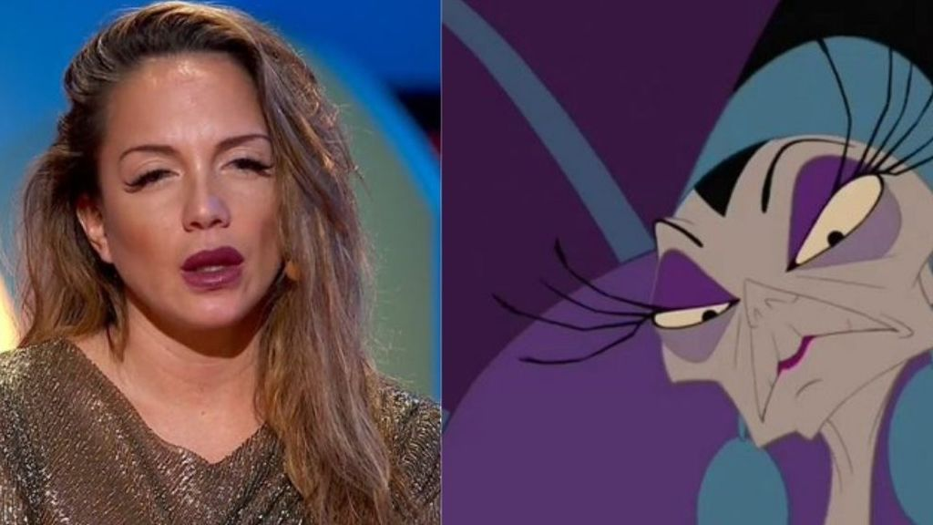 De las pestañas postizas de Samira al extravagante vestido de Cristini : los mejores memes de la primera gala de 'La casa fuerte'