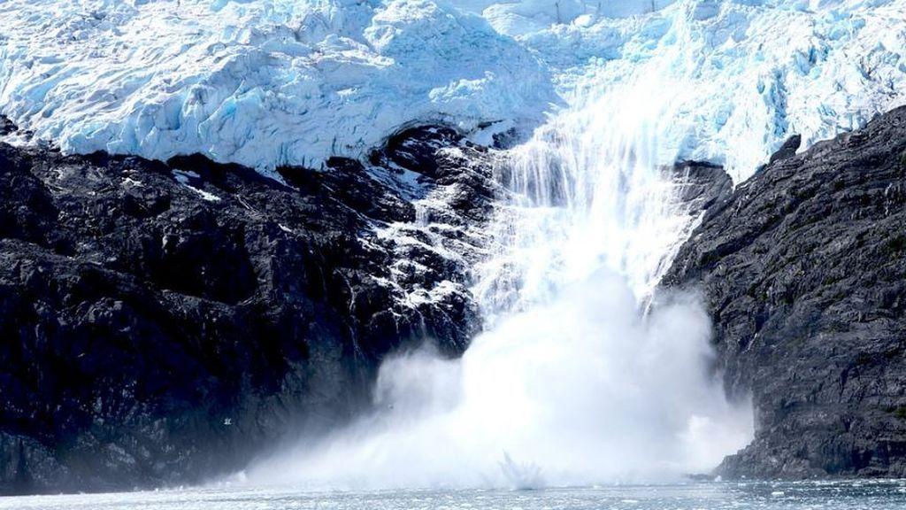 El nuevo riesgo de viajar a Alaska: que te pille un tsunami por el creciente deshielo