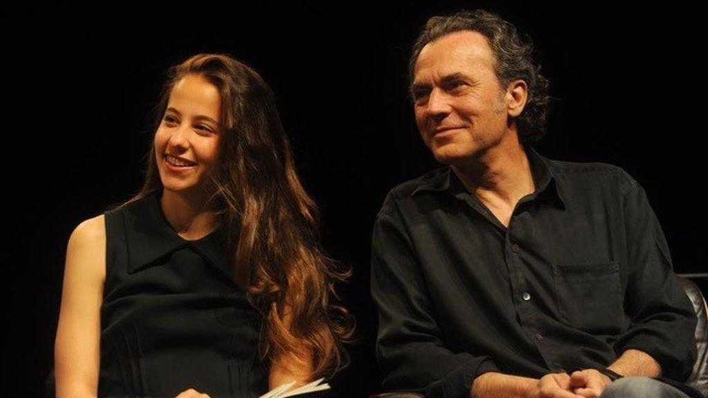 Irene Escolar y Jose Coronado