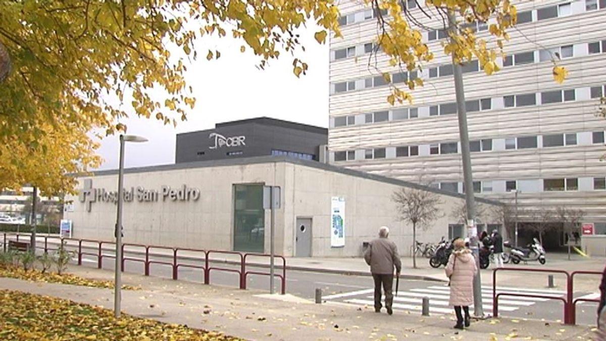 """La UCI del hospital de Logroño roza el 90% de ocupación: """"Estamos en una situación muy preocupante"""""""