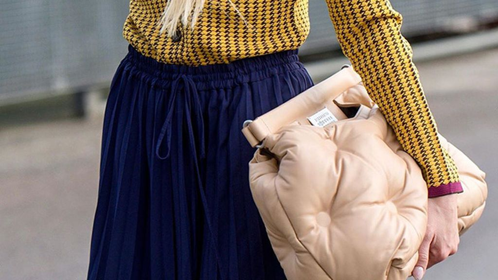 Bolsos acolchados: el accesorio con más estilo de la temporada
