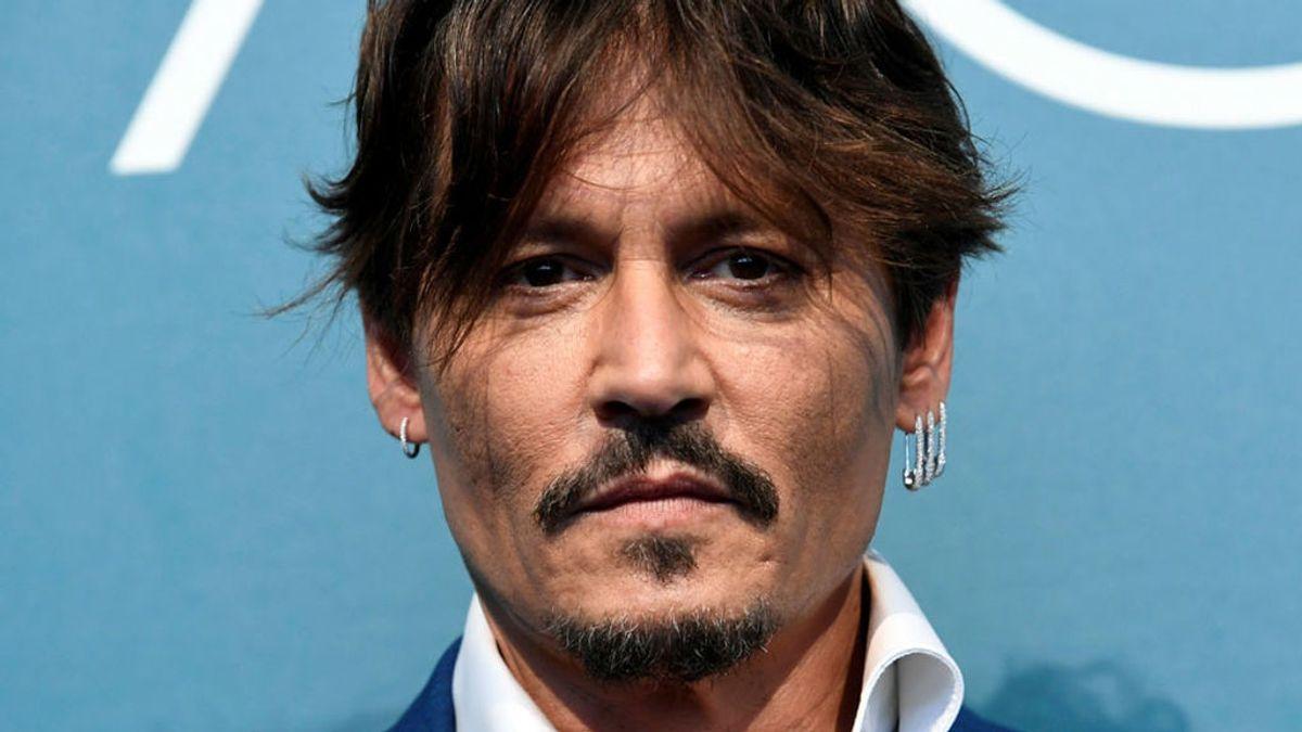 Johnny Depp, en imagen de archivo