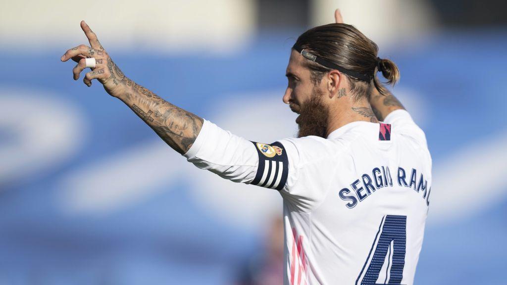 Sergio Ramos quiere seguir más temporadas en el Real Madrid.