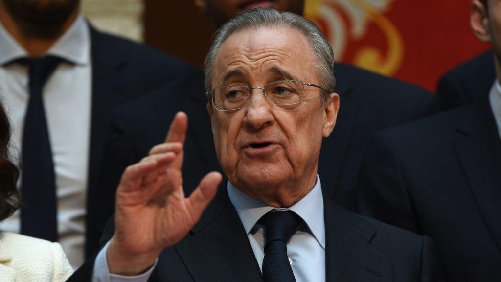 Florentino Pérez va a pedir al vestuario del Madrid otra rebaja salarial esta temporada