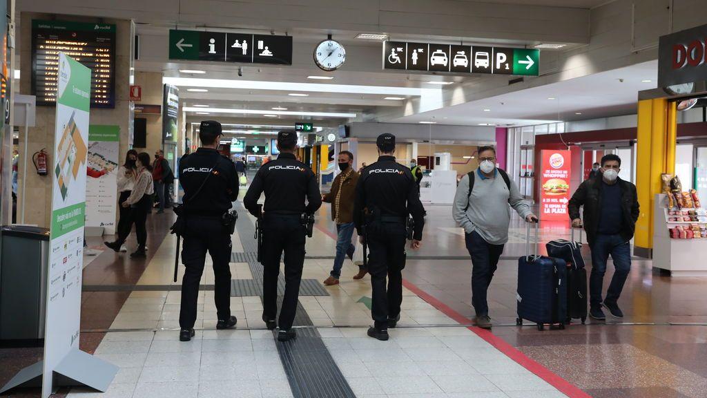 Delegación del Gobierno despliega 5.000 policías y guardias civiles para controlar el cierre de Madrid este puente