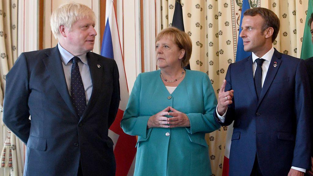 Johnson, Macron o Merkel: los líderes internacionales felicitan a Joe Biden