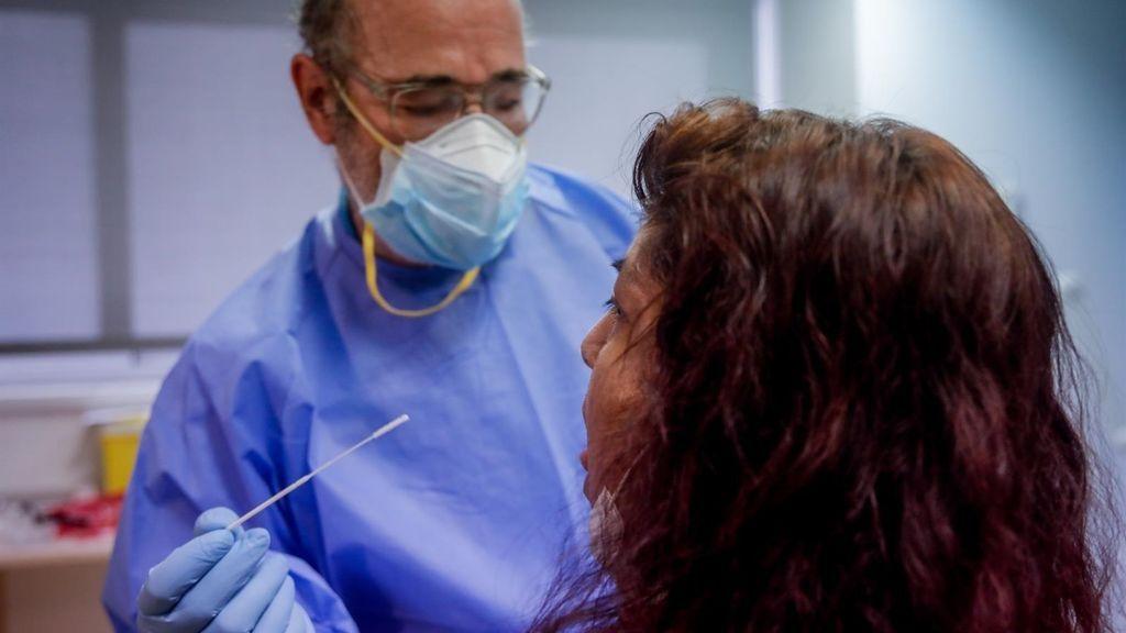 Nuevo récord de contagios en la Comunidad Valenciana, con 2.327 casos en 24 horas