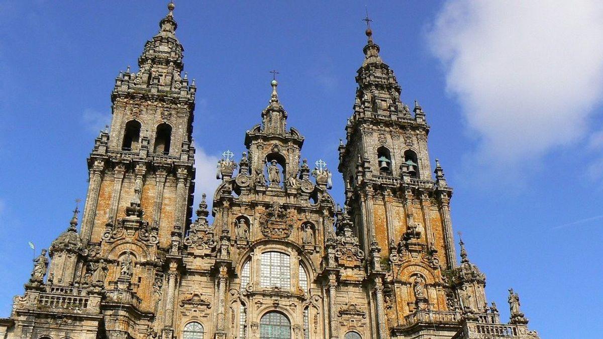 Descubren en la Catedral de Santiago una broma oculta durante 900 años
