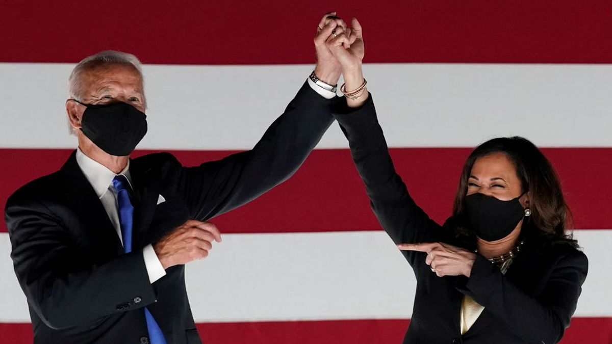Las barreras que rompen Joe Biden y Kamala Harris con su llegada a la Casa Blanca Recibidos