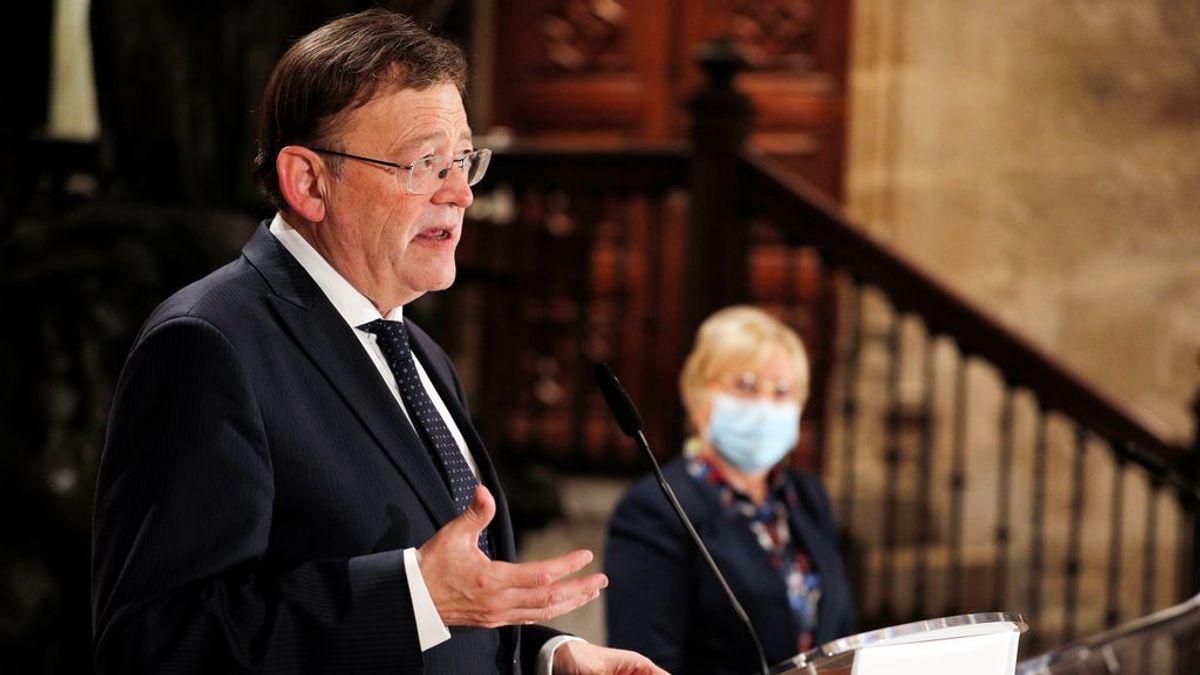 La Comunidad Valenciana registra récord de contagios diarios desde el inicio de la pandemia