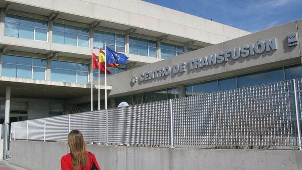 Centro de Transfusión de Madrid pide donaciones de sangre el fin de semana al recibir 800 bolsas menos de las necesarias