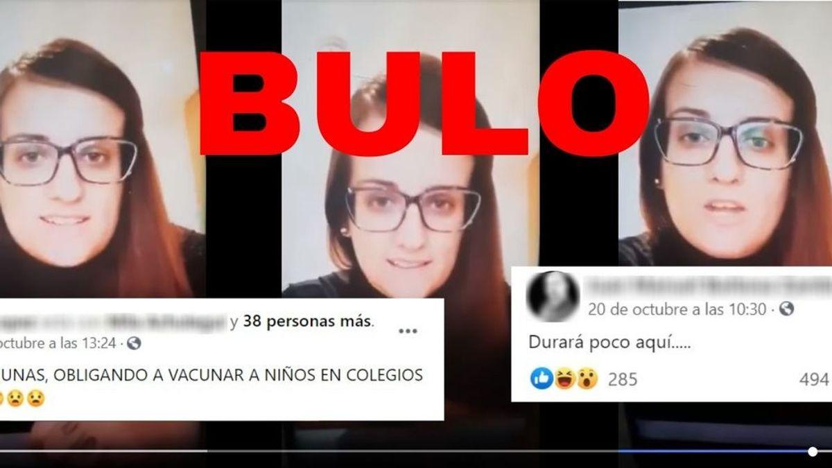 Un bulo viral provoca gran incertidumbre entre los padres de los alumnos de un colegio de Cádiz