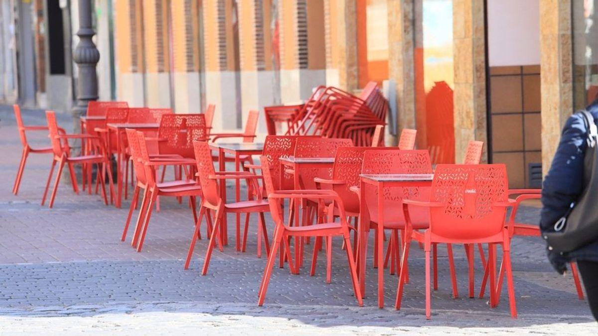 Melilla vuelve a cerrar su hostelería mientras los contagios no dejan de crecer