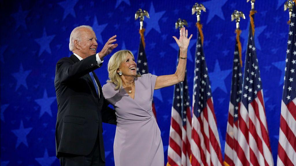 Jill Biden, primera dama de Estados Unidos