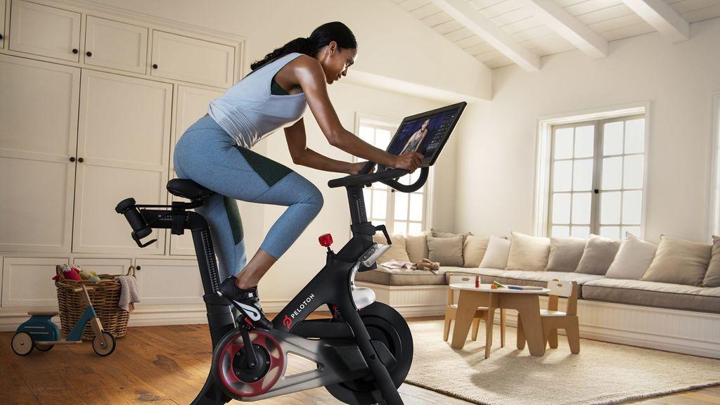 La bicicleta estática será el aliado principal para tonificar algunas zonas del cuerpo, como el abdomen o las piernas.