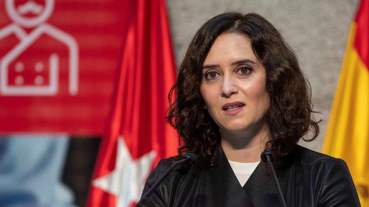 Madrid ofrece colaboración al resto de autonomías para hacer frente al coronavirus