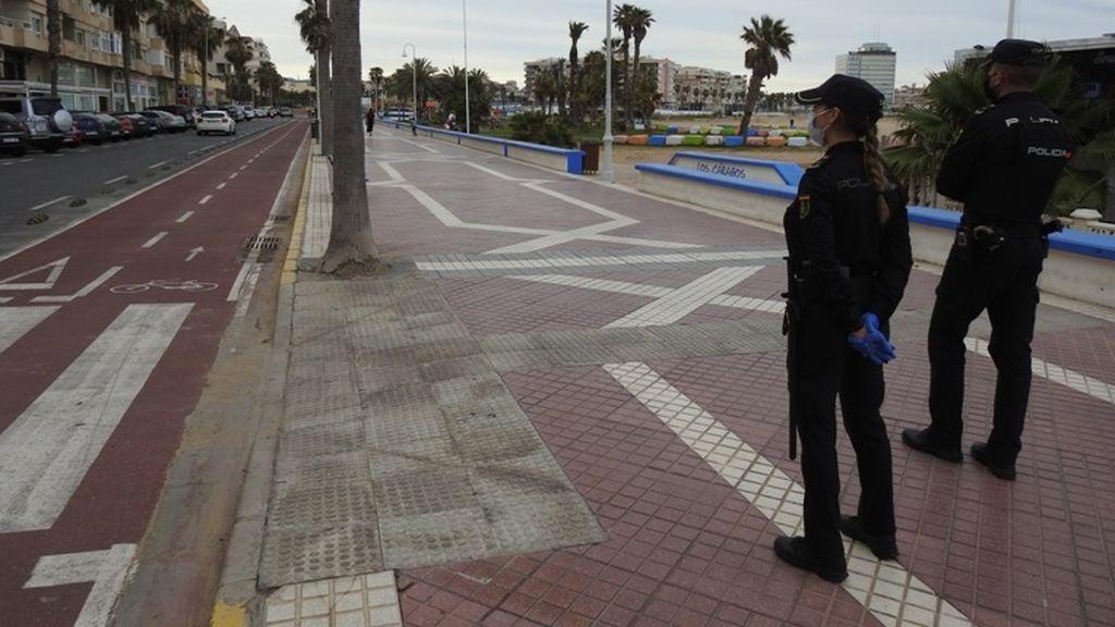 Melilla, tres semanas sin hostelería y su incidencia en Covid-19 sigue creciendo