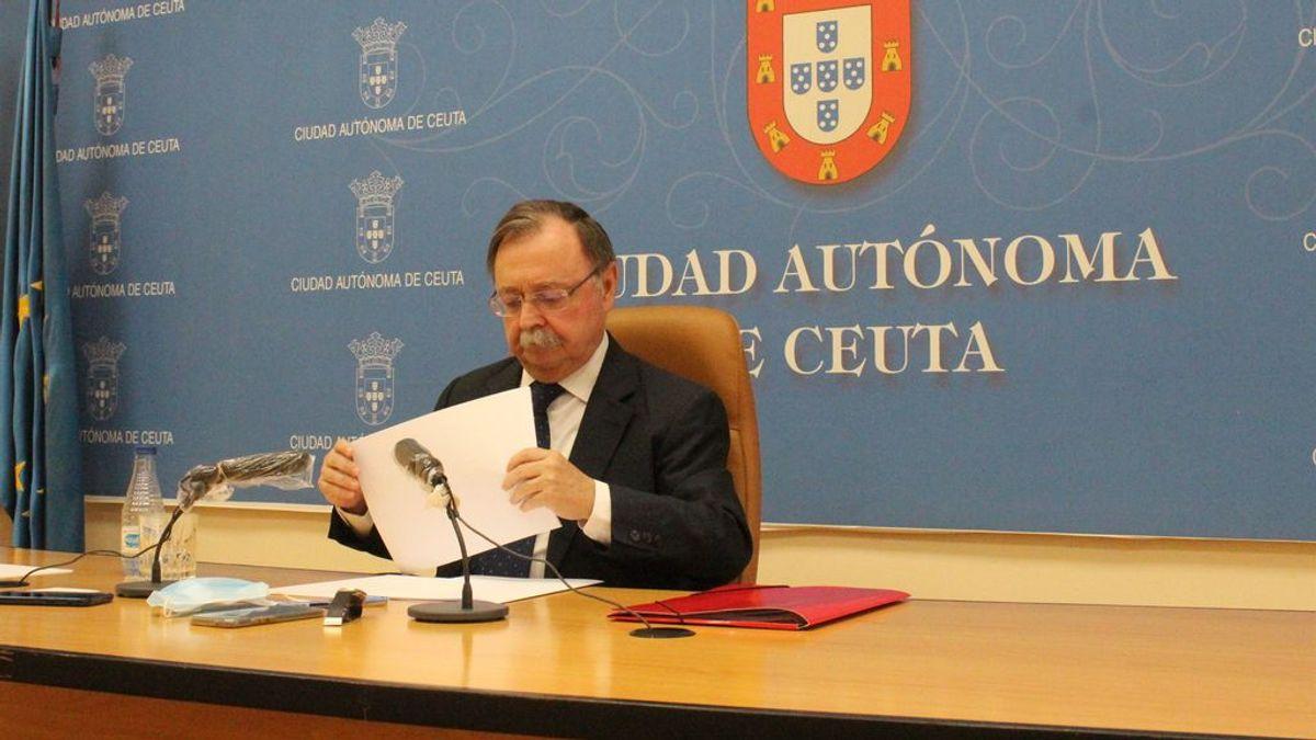 El Gobierno de Ceuta prohíbe viajar durante 15 días a la Península