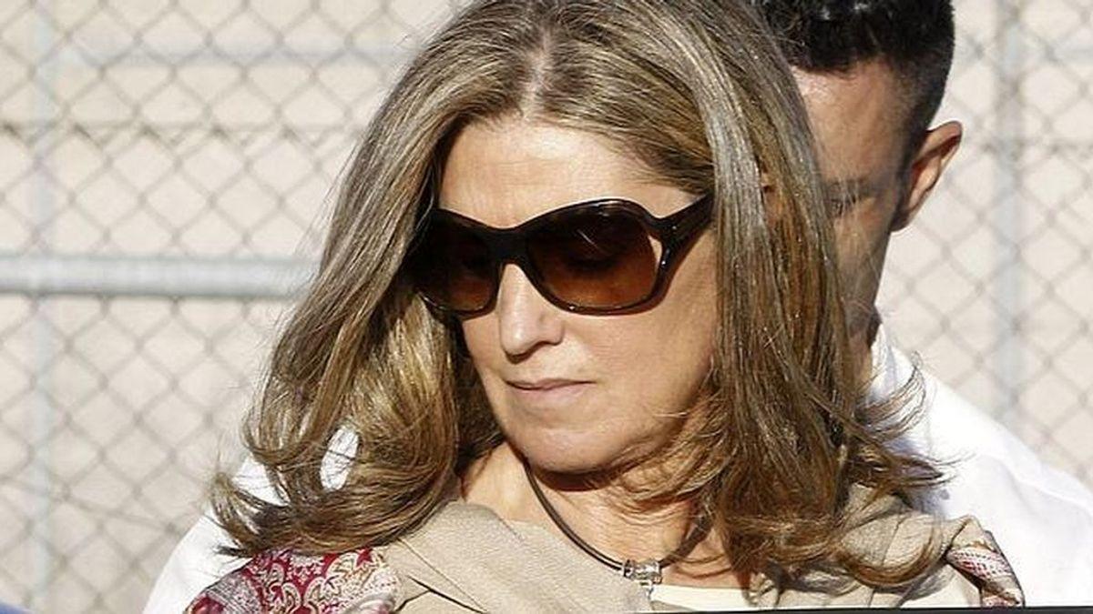La mujer de Bárcenas ingresa en cárcel de Alcalá para cumplir su condena por la Gürtel
