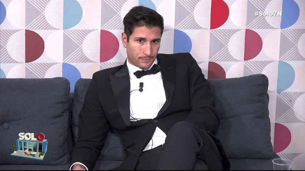 La audiencia ha decidido que Gianmarco vea en el pisito la película 'James Bond contra Goldfinger'